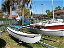 Picture of a Hobie 16hobie16